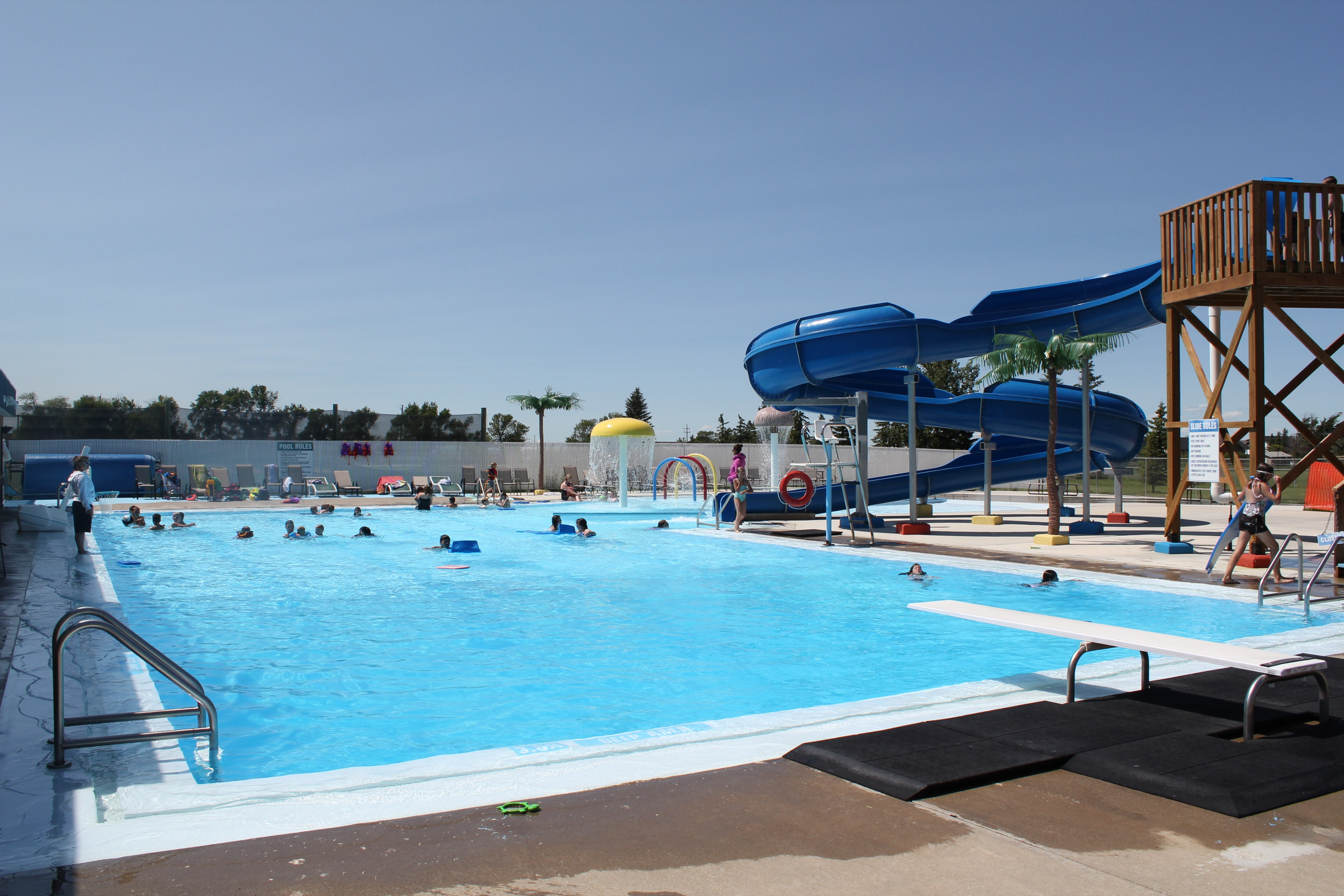 Swimming Pool Now Open Plus New Program Info Village Of Stirling