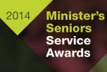 Seniors Service Awards 2014