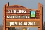 SETTLER DAYS SIGN 2015
