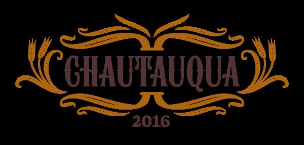 Chautauqua 2016 Logo